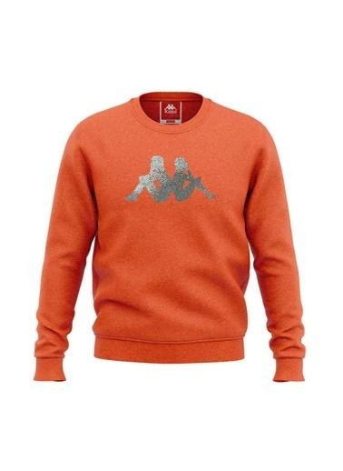 Kappa Sweatshirt Oranj